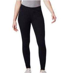 Columbia Women's Plus Size Black Leggings 2X NEW